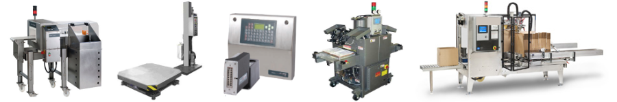 All Types of Packaging Equipment