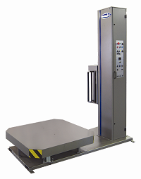 pallet shrink wrap machine with scale