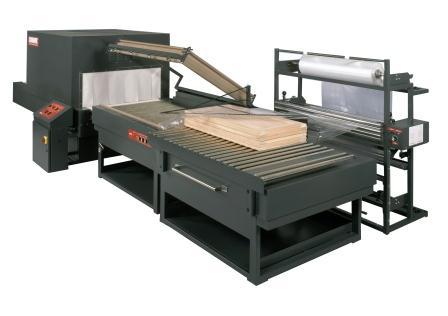 used shrink wrap machine