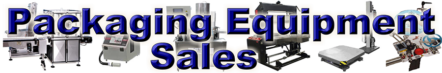 Largest Selection of Packaging Equipment