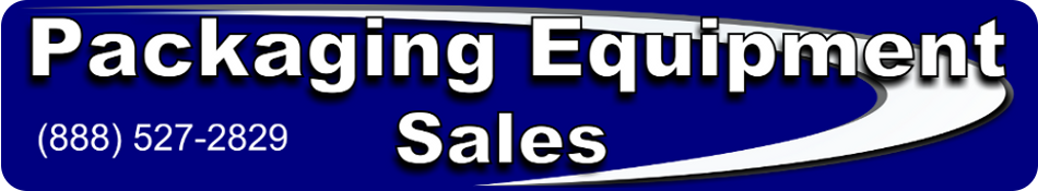 Packaging Equipment Sales