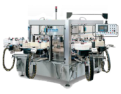 Rotary Pressure Sensitive Labeling Equipment