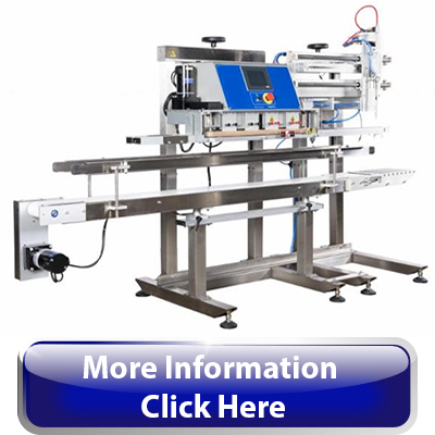 modified atmosphere packaging machine